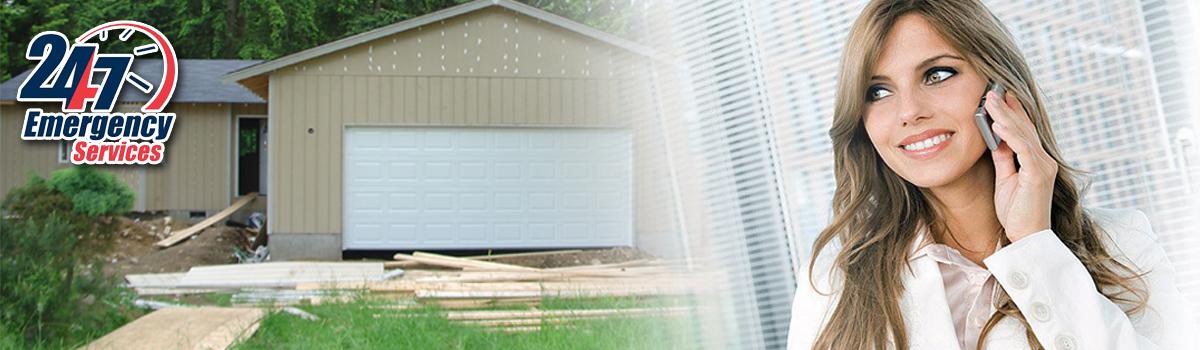 24 Hour Garage Door Service In The Woodlands TX. Emergency Service 24 Hour